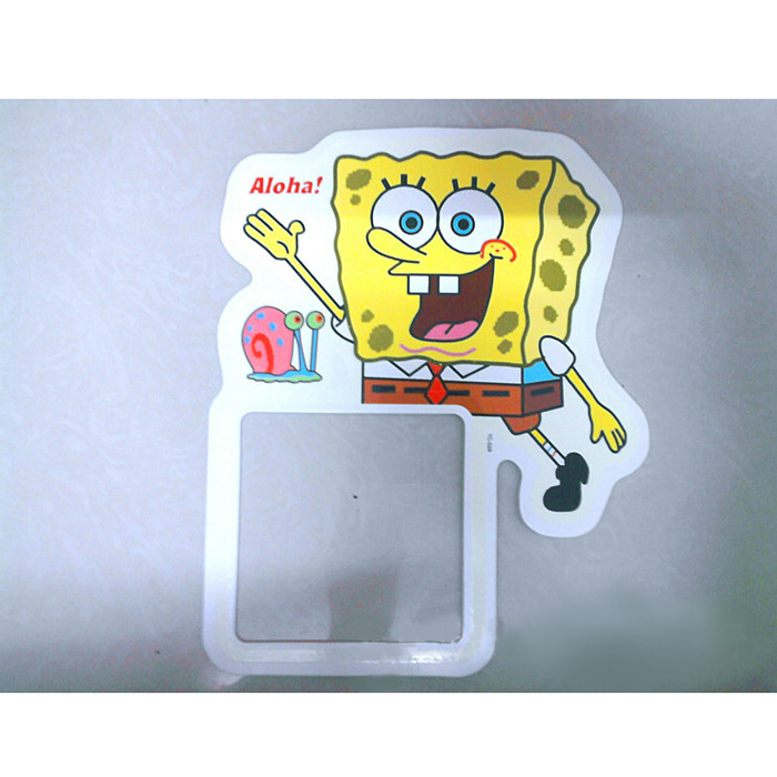 Spongebob bathroom decor