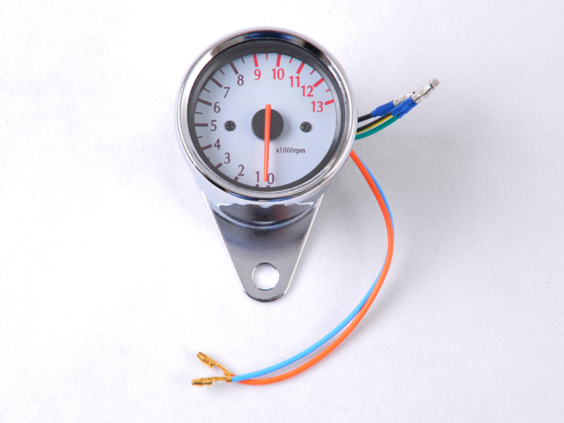Motorcycle-Inductance-Analog-Tach-Tachometer-13000RPM