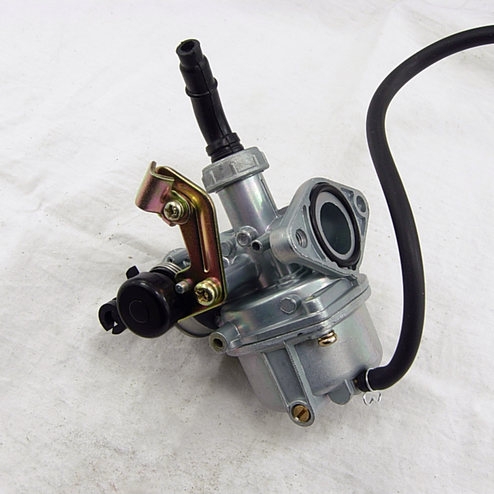 Carburateur carbu avec c ble starter pr 50cc 70cc 90cc for Go kart interieur
