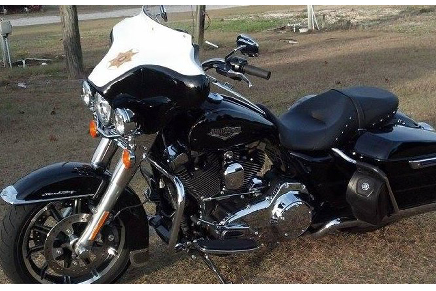 Harley Davidson Detachable Fairing For Road King