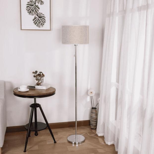 linen-floor-lamp