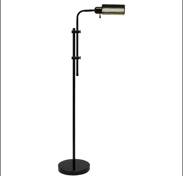 J. Hunt Pharmacy Floor Lamp