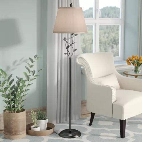 Schofield 58'' Traditional Floor Lamp