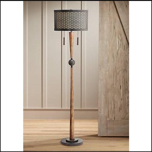 Iron Works Hunter Floor Lamp