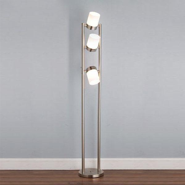 Triple Light Tower Floor Lamp