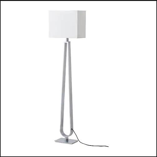 white-modern-floor-lamp