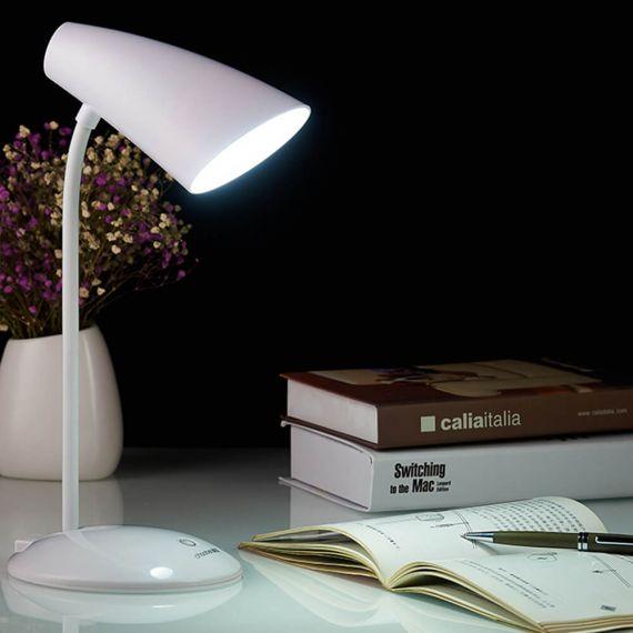 adjustable LED table light reading lamp