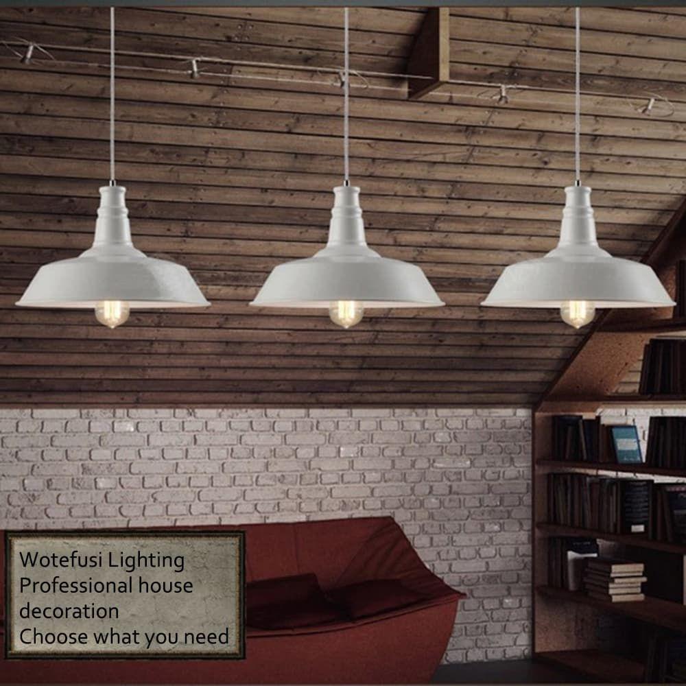 white-metal-kitchen-industrial-hanging-light