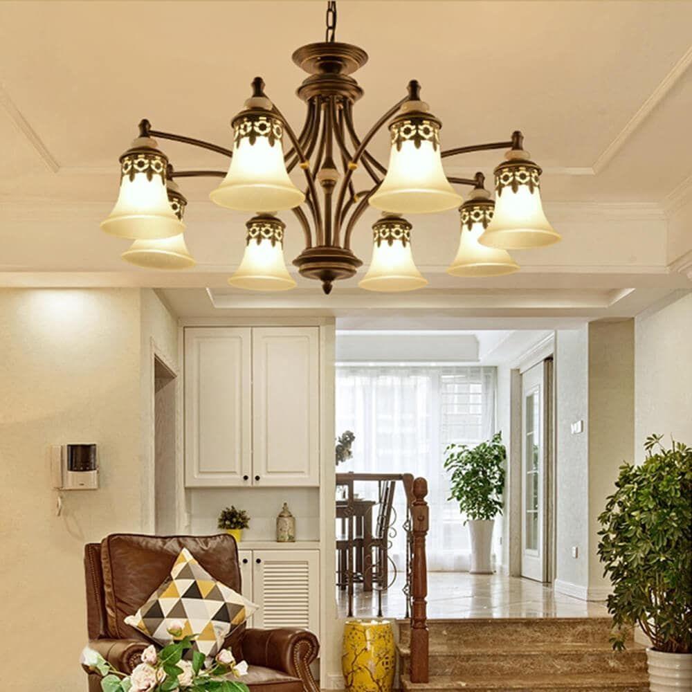 living-room-chandelier