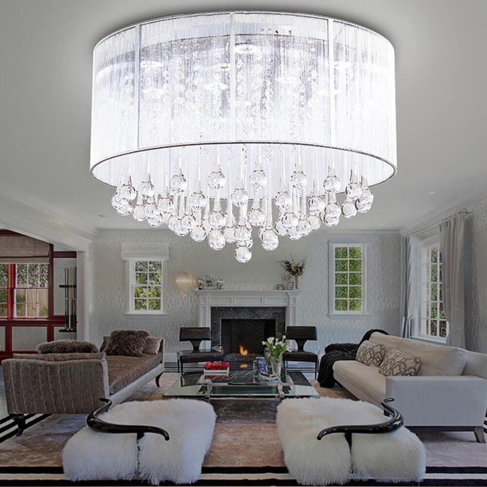 crystal-ceiling-light