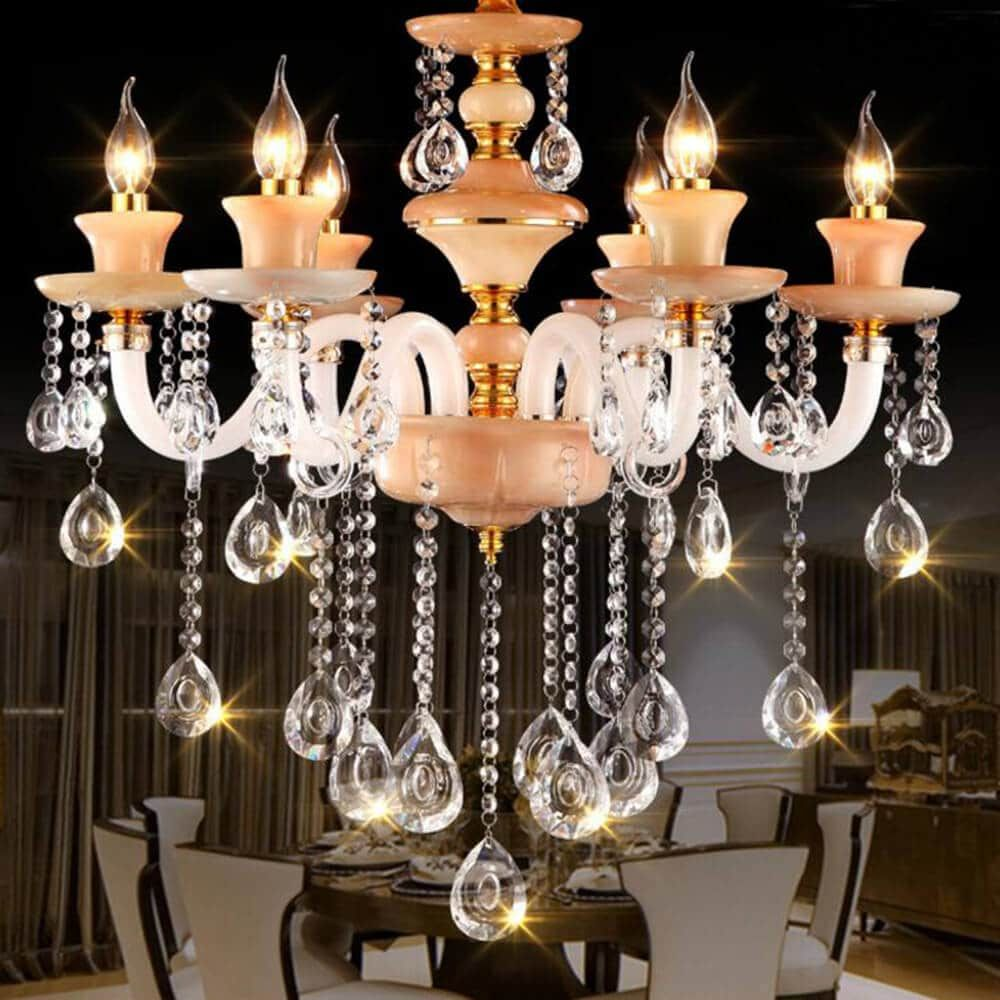 modern-crystal-hanging-light